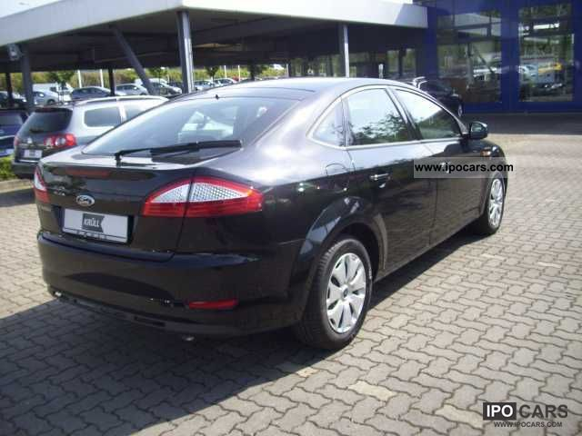 2010 ford mondeo 2 3 turning car photo and specs. Black Bedroom Furniture Sets. Home Design Ideas
