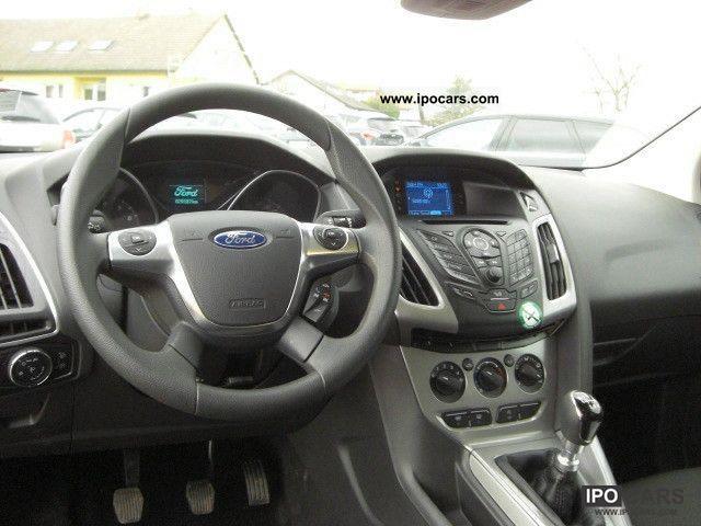Форд фокус тренд фото