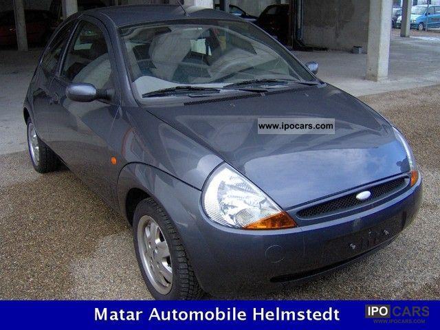 2002 Ford  Ka *** *** Air Tüv Asu + *** U *** N E Small Car Used vehicle photo