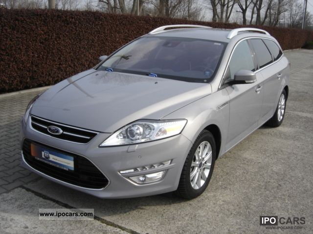 2011 Ford  Mondeo 1.6 TDCi Titanium start-stop Estate Car Used vehicle photo