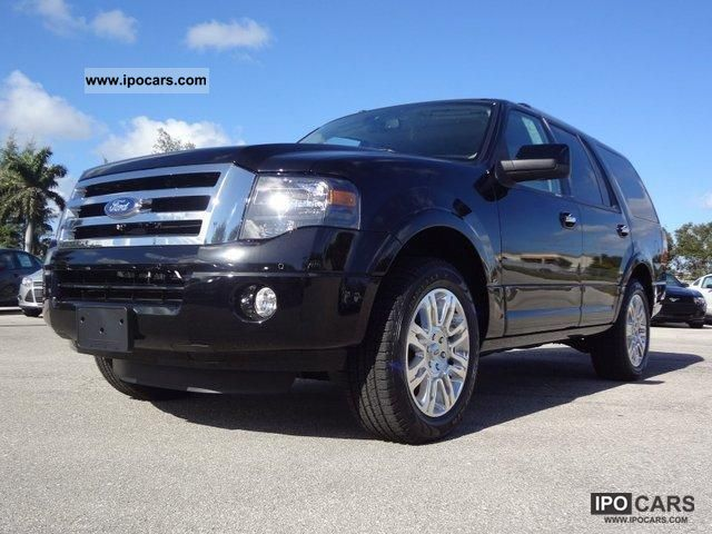2011 Ford  EXPEDITION LIMITED = 2012 = DVD / NAVI (T1 export Off-road Vehicle/Pickup Truck New vehicle photo