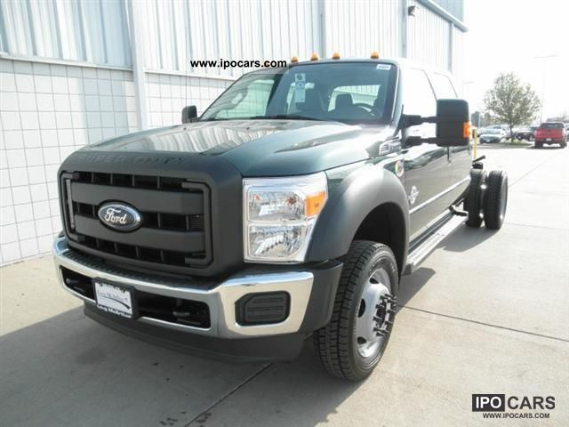 2011 ford f 450 cab and chassis specs