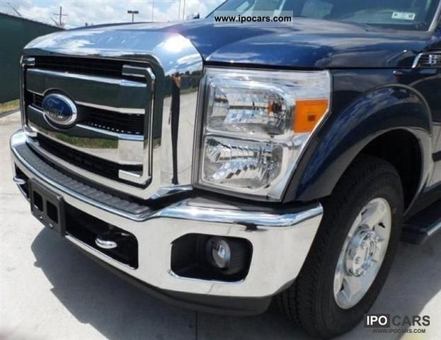 2011 Ford  F250 = 2012 = 6.7l DIESEL CREW CAB XLT 4x4 (T1 Exp Off-road Vehicle/Pickup Truck New vehicle photo