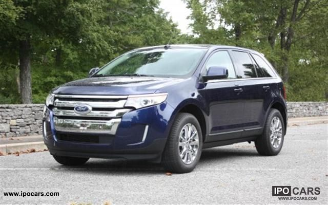 2011 ford edge limited 2011 t1 exports 25 9 car photo and specs. Black Bedroom Furniture Sets. Home Design Ideas