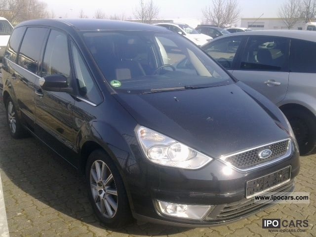 2009 Ford  Galaxy 2.0 TDCi Ghia Van / Minibus Used vehicle photo