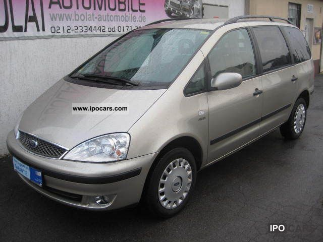 2004 Ford  Galaxy 1.9 TDI AIR CONDITIONING ° ° ° I.HAND EURO-3 ° ° 116HP Van / Minibus Used vehicle photo