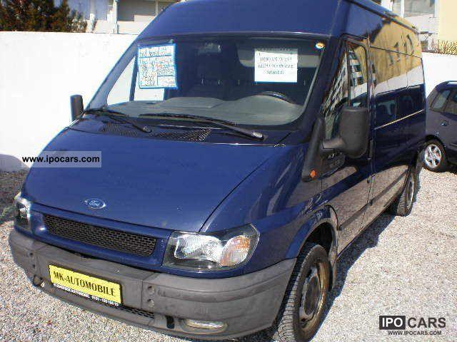 2002 Ford  FT 330 M TDE * HIGH & LONG * AIR * CHECKBOOK Van / Minibus Used vehicle photo