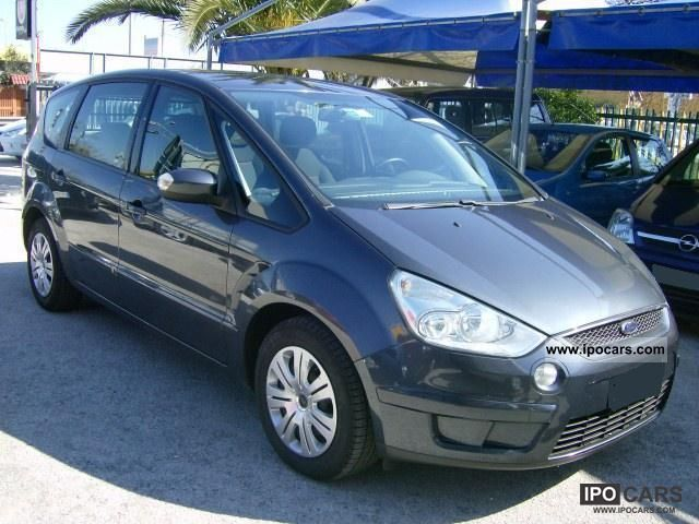 2007 Ford  S-Max 2.0 TDCI 130CV Auto Plus Other Used vehicle photo