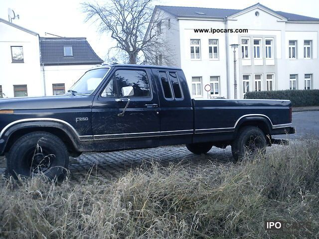 1984 Ford  F 250 Off-road Vehicle/Pickup Truck Used vehicle photo