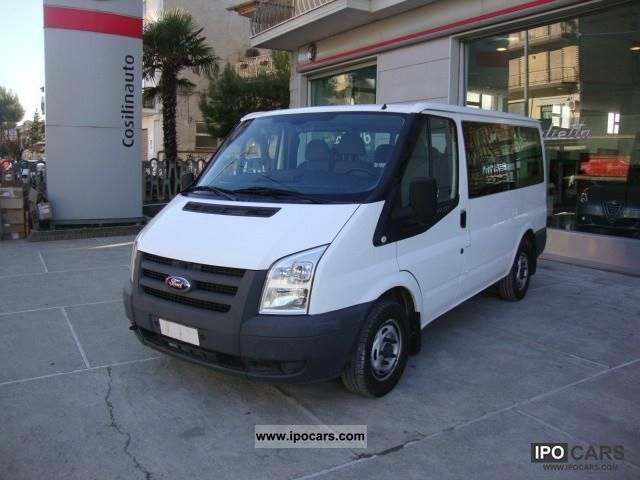 2008 Ford  Transit TDCi DPF 300 S TORNEO 9 POSTI!!! Other Used vehicle photo