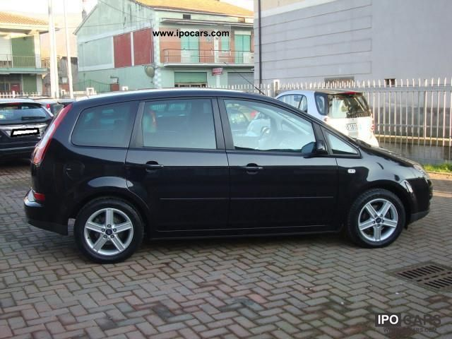 2007 ford c max 1 6 benzina 85 kw car photo and specs. Black Bedroom Furniture Sets. Home Design Ideas
