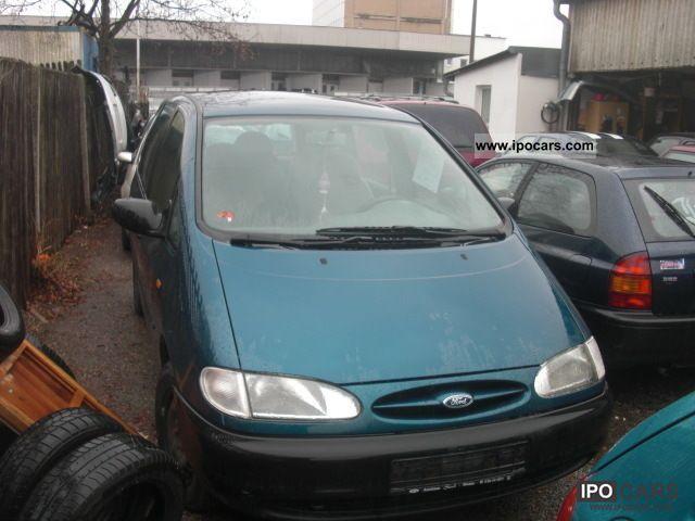 1997 Ford  TDI CLX Galaxy Van / Minibus Used vehicle photo