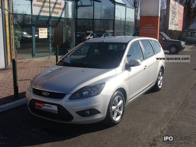 2009 Ford  Focus 1.8 TDCi X 1WŁ SALON GOLD PL Estate Car Used vehicle photo