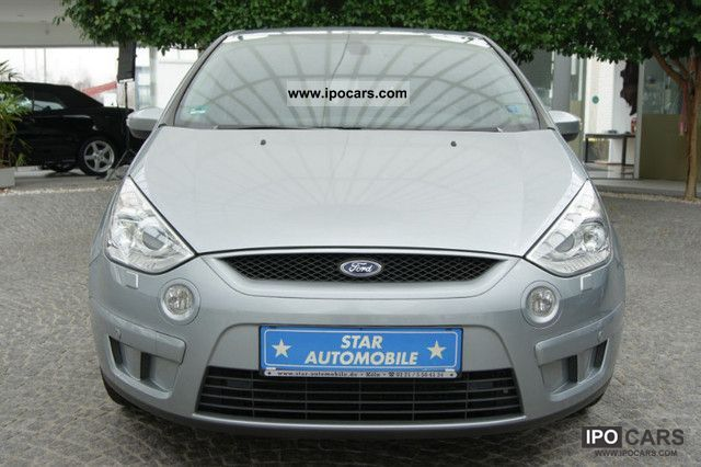 ford s-max 2.0tdci 2007
