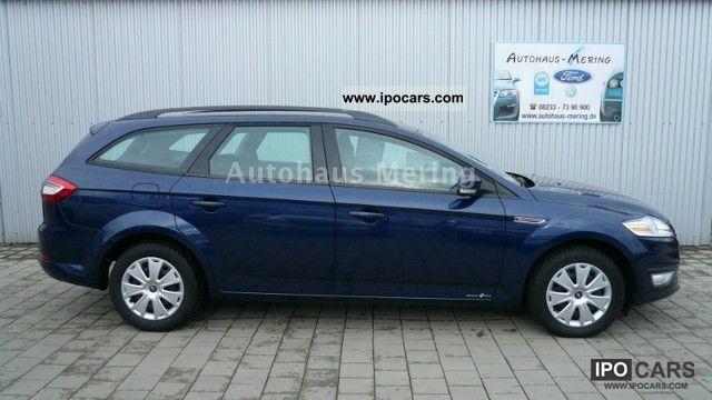 2011 Ford  Mondeo turn. 1.6TDCi Klimaaut. WSS Hz. Tempom. Estate Car Used vehicle photo