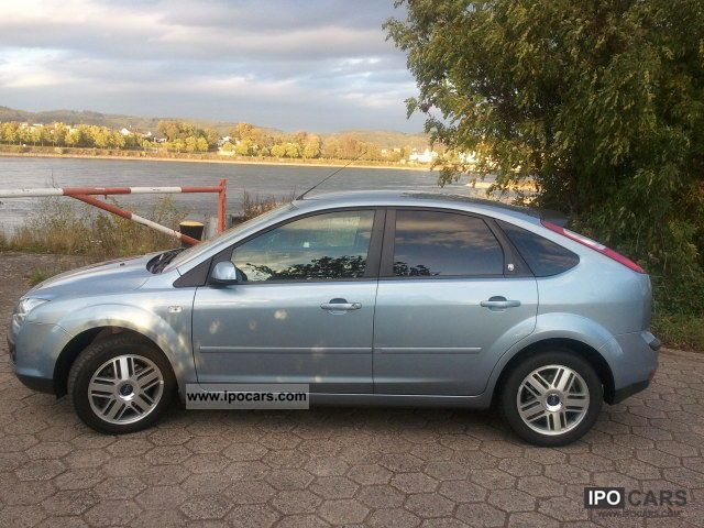 2006 ford focus 2 0 tdci ghia car photo and specs. Black Bedroom Furniture Sets. Home Design Ideas