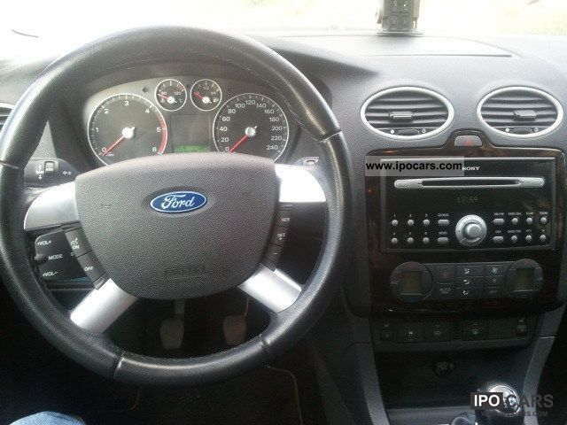 2006 Ford Focus 2 0 Tdci Ghia Car Photo And Specs