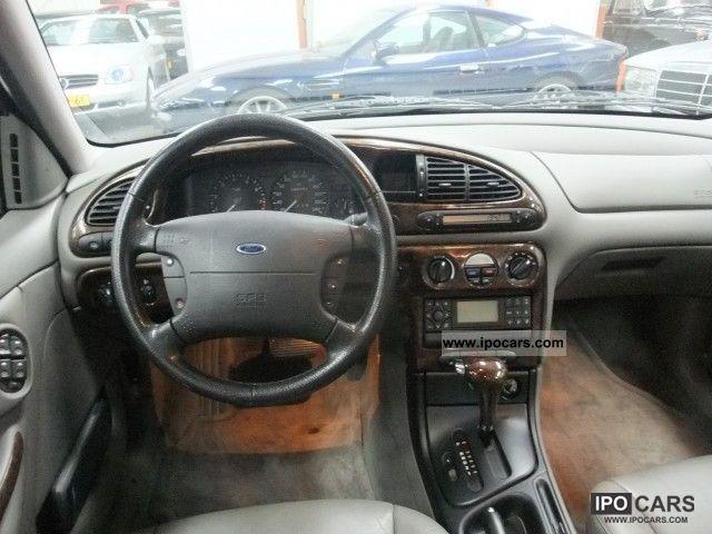 2000 Ford Mondeo 2 5 V6 Ghia Platinum Automaat4 Airco