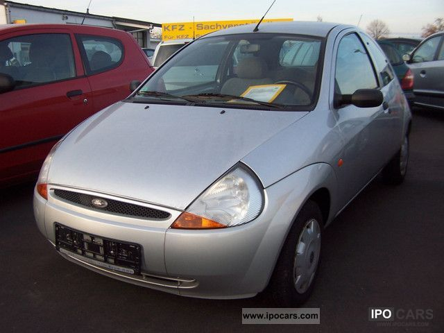 1999 Ford  Ka with air and D4 Small Car Used vehicle photo