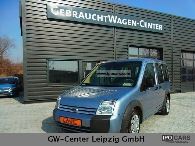 2007 Ford  Transit Connect (short) GLX Air Conditioning - WR Estate Car Used vehicle photo