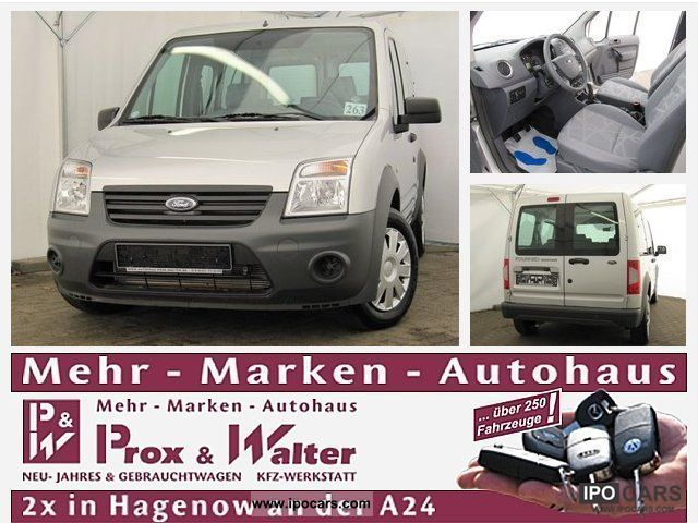 2011 Ford  Transit Connect 1.8 TDCi 5-seater AIR CONDITIONING Van / Minibus Pre-Registration photo