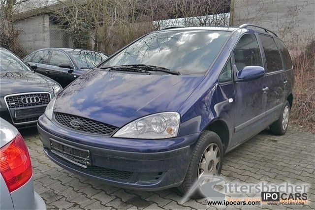 2000 Ford  Galaxy 2.3 Ambiente Van / Minibus Used vehicle (business photo