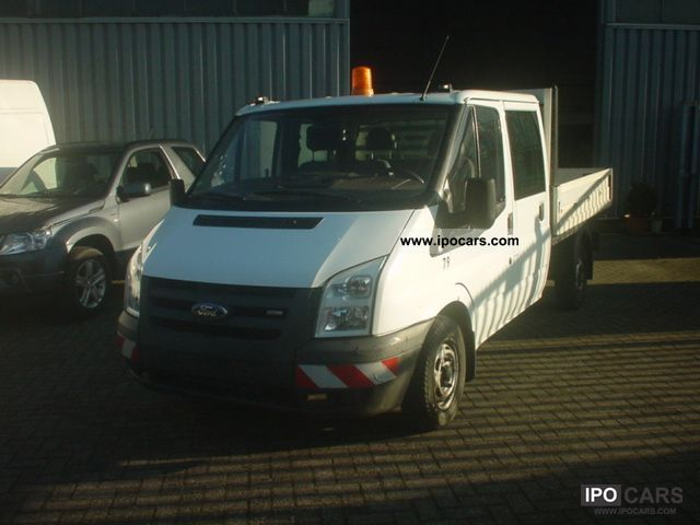 2007 Ford  FT 300 M TDCi Double Cab, € 7560, - net Other Used vehicle photo