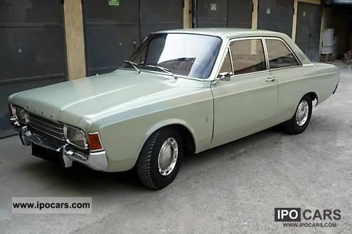 Ford  Taunus 17m 1970 Vintage, Classic and Old Cars photo