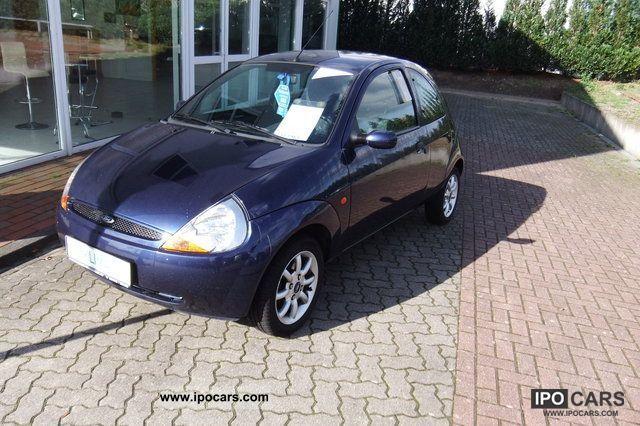 2003 Ford  Ka 1.3i with Futura ** AIR **** lovely Fa Small Car Used vehicle photo