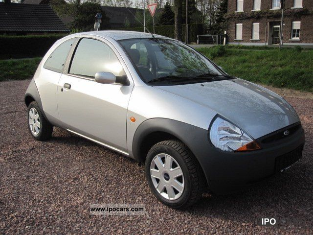2008 Ford  Ka 1.Hand AIR only 44tkm with service proof Small Car Used vehicle photo