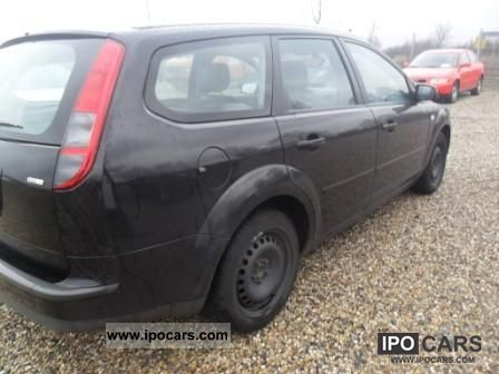 2006 ford focus estate 2 0 tdci titanium car photo and specs. Black Bedroom Furniture Sets. Home Design Ideas