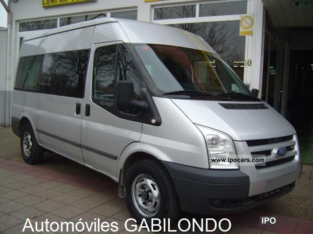 2008 Ford  FT 350 L TDCi base * EXPORT8900 EUROS ** Van / Minibus Used vehicle photo