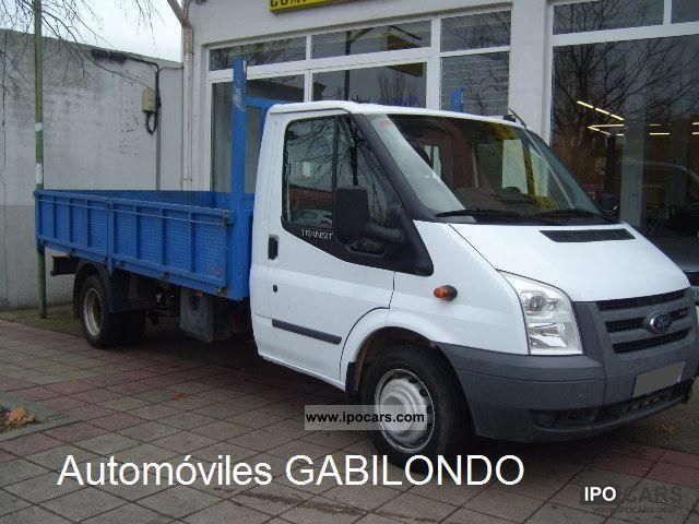 2008 Ford  FT 350 L TDCi ** EXPORT 8470 euros ** Other Used vehicle photo