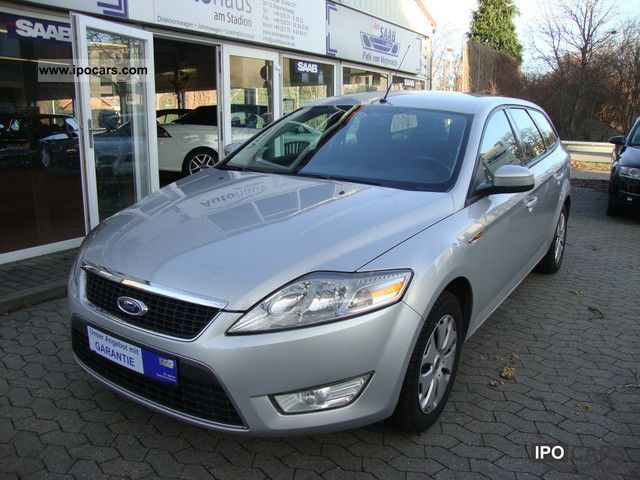 2010 Ford  Mondeo 2.0 TDCi, checkbook, trailer hitch, 1.Hand Estate Car Used vehicle photo