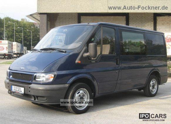 2002 Ford  2.0 van, 5 seater car possible perm Van / Minibus Used vehicle photo