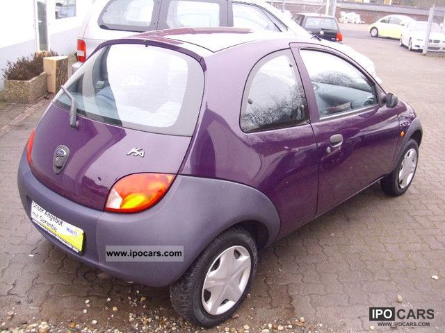 Ford Ka  Hand Only Km Small Car Used Vehicle Photo