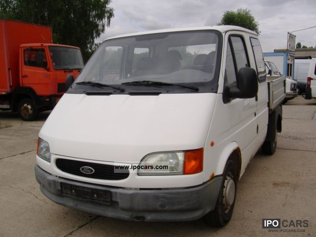 1998 Ford  FT 100 D Other Used vehicle photo