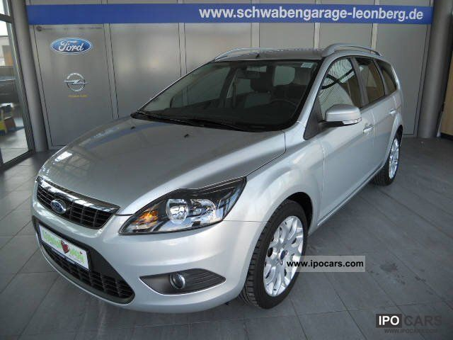 2009 Ford  Focus 1.6 16V \ Estate Car Used vehicle photo