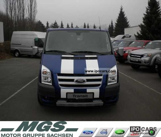 2011 Ford  ! Transit FT 260K sports UPE 37% -! Leather, once v Van / Minibus Pre-Registration photo