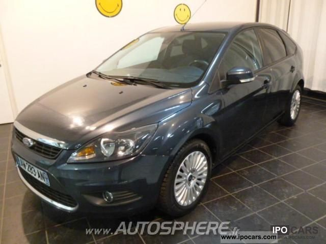 2009 Ford  Focus 1.8 Titanium TDCi115 5p Limousine Used vehicle photo