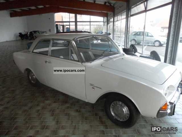 Ford  17M P3 bath 1964 Vintage, Classic and Old Cars photo