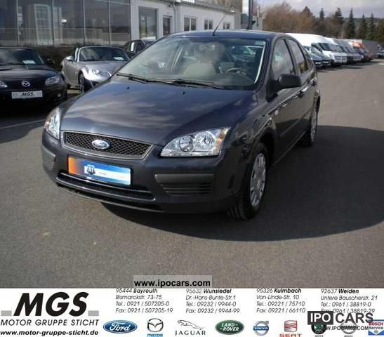 2006 Ford  Focus Fun 1.6ltr. Ti-VCT 5-door Limousine Used vehicle photo