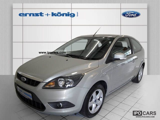 2009 Ford  Focus 1.8 Style Small Car Used vehicle photo