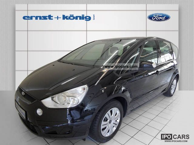 2008 Ford  S-Max 2.0 TDCi DPF Aut. Trend Estate Car Used vehicle photo