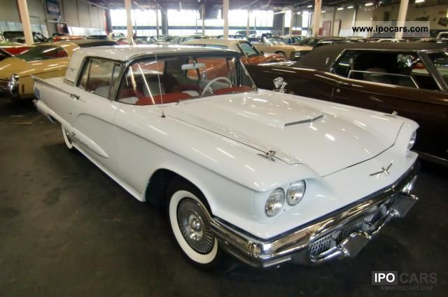 Ford  Thunderbird 1960 Vintage, Classic and Old Cars photo