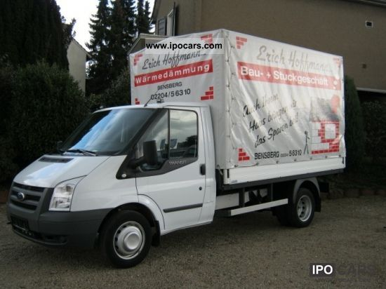 2009 Ford  TRANSIT FT 350 2.4 TDCI 350 M Other Used vehicle photo