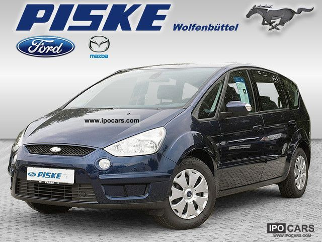 2010 ford s max 2 0 flexifuel trend klimaautomatik car photo and specs