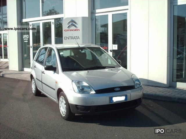2003 Ford  Fiesta Ghia Other Used vehicle photo