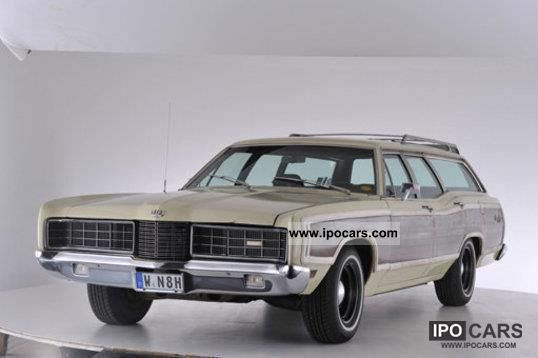 Ford  LTD Country Squire 1970 Vintage, Classic and Old Cars photo