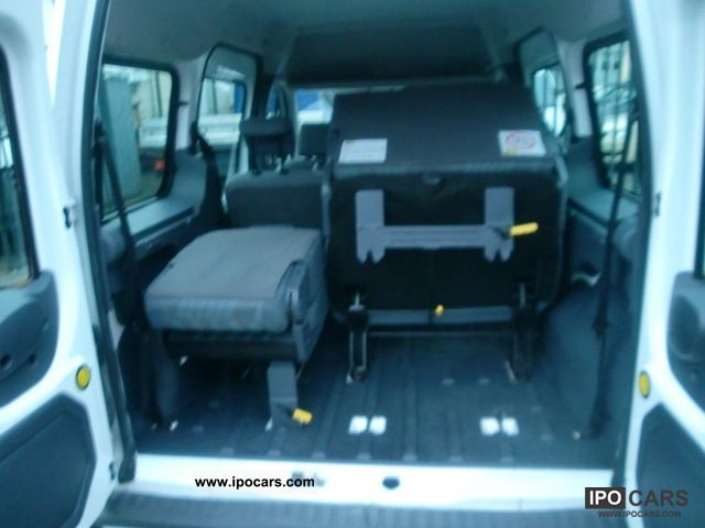 2007 ford tourneo connect long towbar twin lx 8sitzer car photo and specs. Black Bedroom Furniture Sets. Home Design Ideas